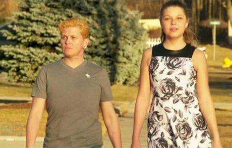 האב והבת יצאו מהארון כטרנסג'נדרים ועברו את השינוי ביחד