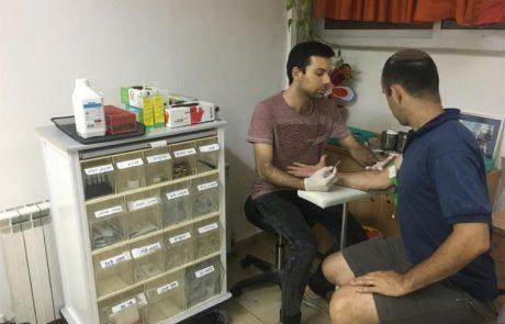 החל מחודש דצמבר: מרפאת הבית הפתוח בירושלים תקיים בדיקות עגבת אנונימיות