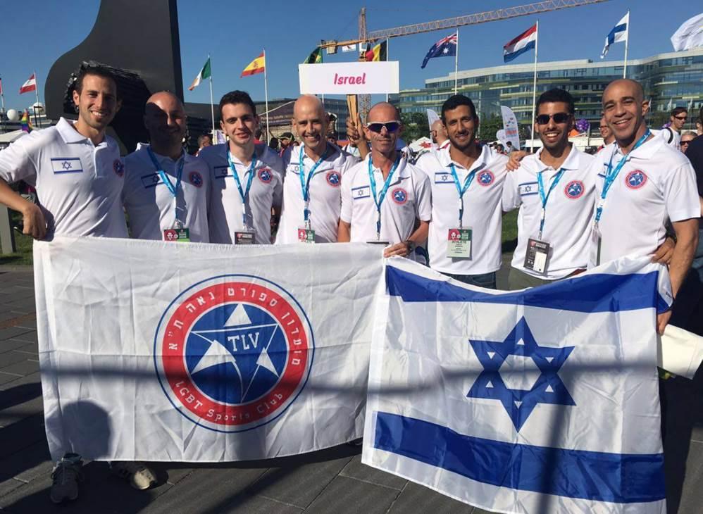 המשלחת הישראלית ליורוגיימס | יולי 2016