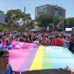 לראשונה בישראל - מצעד גאווה בי פאן פולי