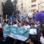 דת ולהטב להמונים - 25 אלף השתתפו במצעד הגאווה בירושלים