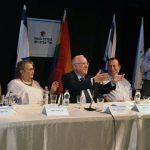 הנשיא ריבלין ביקר במרכז הגאה: אתם חלק בלתי נפרד מהחברה הישראלית