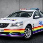 מפכל משטרת ניו זילנד ילווה את מצעדי הגאווה בניידת גאווה מיוחדת