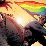 גיבור העל נלחם בהומופובים באמצעות דגל גאווה וזוכה לביקורת
