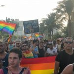 צעדת הזעם של הקהילה הגאה - חסימות כבישים בתא ובירושלים