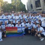 המשחקים הגאים פריז 2018 - כל ההישגים של הספורטאים הישראלים
