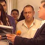 צפו: דנה אינטרנשיונל מבקרת בכנסת לאחר זכייתה באירוויזיון