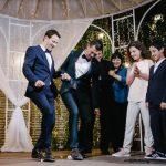 אלוף ליגת ההיאבקות הישראלית התחתן עם בחיר ליבו - מסתבר שכל הקלישאות שאומרים על היום הזה נכונות