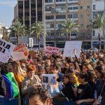 שיעור בערכים - מאות תלמידים הפגינו נגד דברי שר החינוך