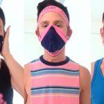 ארגון הבריאות העולמי ממליץ על חבישת מסכות פנים - והיצירתיות מתפרצת