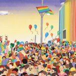 צייר לי מצעד - מאחורי האיורים של הספר יום של גאווה