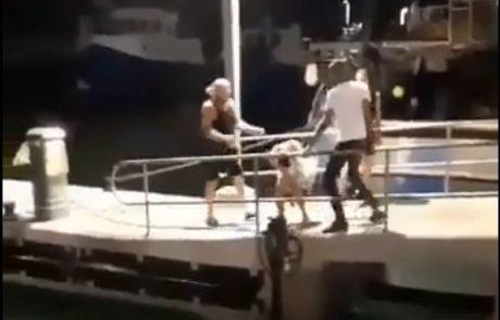 כתב אישום הוגש נגד תוקפי הנערים בנמל יפו: תקיפה וגרימת חבלה בנסיבות מחמירות