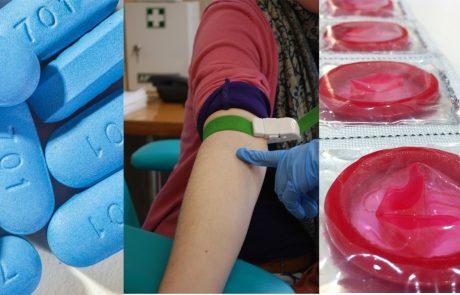 כיצד ניתן לצמצם את מספר ההדבקות החדשות ב-HIV?