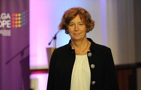 הפוליטיקאית הטרנסג'נדרית הבכירה באירופה – פטרה דה סוטר מונתה לסגנית ראש ממשלת בלגיה
