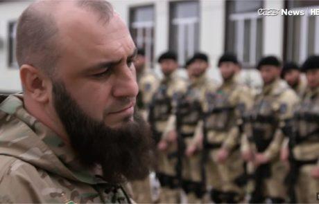"""צפו: ביקור התקשורת במחנה הריכוז ללהט""""בים בצ'צ'ניה"""