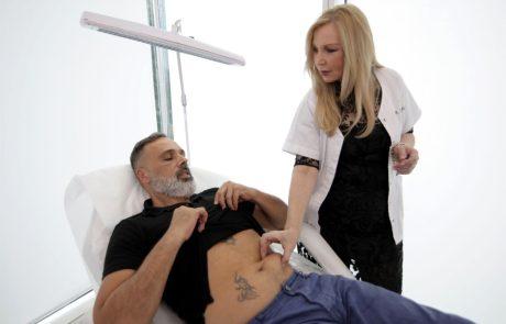 טיפול הקפאת שומן לגברים, איך זה עובד?