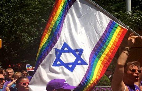 צועדות שנשאו דגל גאווה עם מגן דוד גורשו מהמצעד בשיקאגו