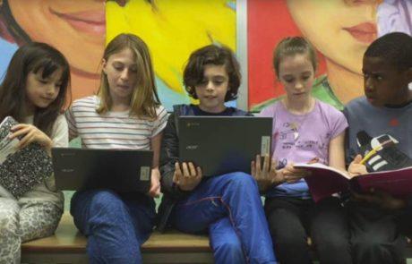 """צפו: תלמידי בית הספר נלחמים כדי ללמוד על זכויות הלהט""""ב"""