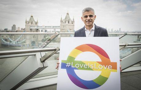 ראש עיריית לונדון לטראמפ: בוא לראות את ההשפעה של הקהילה על העיר
