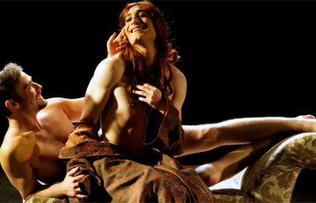 """""""אישה שמשחקת אישה זו לא אומנות. אומנות אמיתית היא גבר שמשחק אישה"""""""