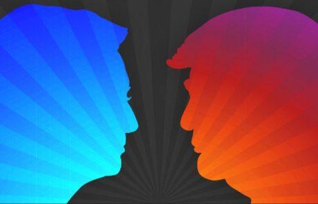 """בחירות לנשיאות – הגברים ההטב""""קים מעדיפים את הילרי"""
