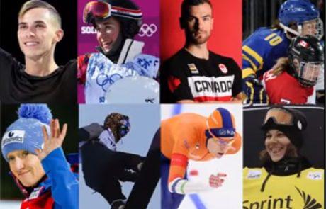 הכירו את הנבחרת הגאה של אולימפיאדת חורף 2018