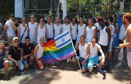 באביב הקרוב: טורניר ספורט גאה בישראל