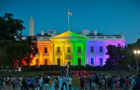 אחרי 8 שנים – הבית הלבן מתעלם מחודש הגאווה